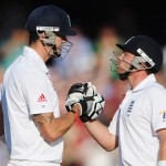 Kevin Pietersen and Ian Bell – threat to the Indian bowlers