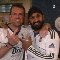 Monty Panesar and Graeme Swann - Deadly spin duo