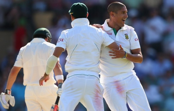Rory Kleinveldt - 3-14, put South Africa back in the game