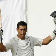 Ross Taylor - Led from the font by his powerful batting