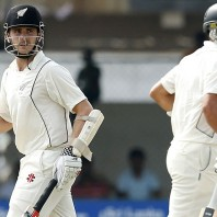 Ross Taylor and Kane Williamson - Tons by the duo put their team in command