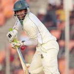 Shakib Al Hasan - Missed another Test ton by just three runs