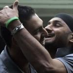 Yuvraj Singh and Harbhajan Singh - Back in the Indian squad