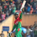 Anamul Haque - 'Player of the match' for his maiden ODI ton