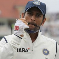 MS Dhoni - Predicts squaring the series vs. England