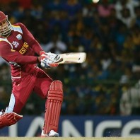 Marlon Samuels - Blasted 126 runs in the match