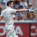 Michael Clarke - Continued with his blistering form by thrashing another ton