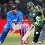 Mohammad Hafeez and Shoaib Malik secured maiden T20 thrilling win vs.India