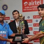 Pakistan vs. India - The interseting three ODI series