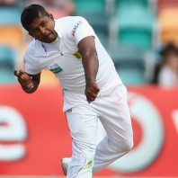 Rangana Herath - Star of the day with 5-96