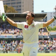 Ricky Ponting - After his final innings at WACA, Perth