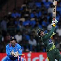 Shoaib Malik - A match winning six off Ravindra Jadeja