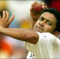 Kumble, India's greatest bowler was a leg spinner