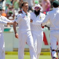 Dale Steyn - Grabbed three important wickets in the second innings