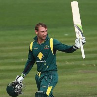 Phillip Hughes - 2nd ton of the series