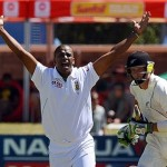 Vernon Philander - Wrecked the New Zealand innings by grabbing 5-7
