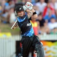 Brendon McCullum - A rapid knock of 74 off 38 balls
