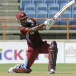 Johnson Charles - A majestic knock of 130 runs