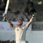 Ton from Michael Clarke boosted Australia – 1st Test vs. India