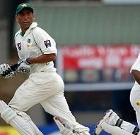 Younis Khan Asad Shafiq - A brilliant fifth wicket partnership of 219 runs