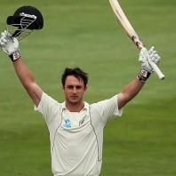 Hamish Rutherford - 171 runs on debut
