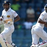 Kumar Sangakkara and Dinesh Chandimal - A match winning partnership of 195 runs