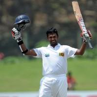 Lahiru Thirimanne - A solid unbeatn knock of 155 runs