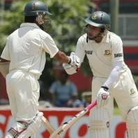Mohammad Ashraful and Mushfiqur Rahim - Match saving hundreds