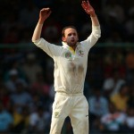 Nathan Lyon - First five wickets haul in the series