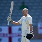 Peter Fulton - Successive ton in the final Test