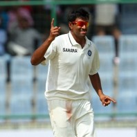 Ravichandran Ashwin - Star performer with 4-40