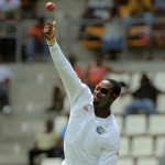 Shane Shillingford - Marvellous spin bowling in the series