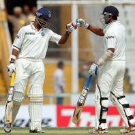 Shikhar Dhawan and Murali Vijay - A match winning opening partnership of 289 runs