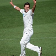 Trent Boult - Destroyed the English bowling by his career's best 6-68