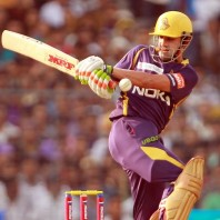 Gautam Gambhir - 'Player of the match' for his superb batting and captaincy.