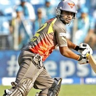 Biplab Samantray - A polished innings of 55 runs