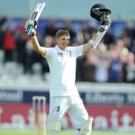 Joe Root - Blasted maiden Test hundred