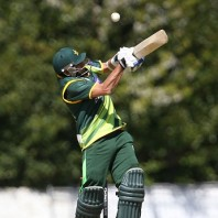 Misbah-ul-Haq - Led from the front with unbeaten 83 runs