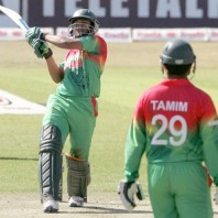 Shakib Al Hasan - 'Player of the match' and 'Player of the series'