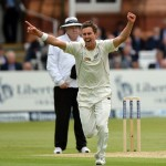 Trent Boult - Impressive bowling on the first day