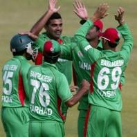 Ziaur Rahman - 'Player of the match' for grabbing 5-30