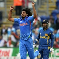 Ishant Sharma - 'Player of the second semi-final'
