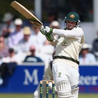 Phillip Hughes - Consecutive fifties in the match