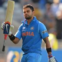 Virat Kohli - Set the winning tone while blasting 144 runs