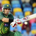 Misbah-ul-Haq - 'Player of the match' and 'Player of the series'