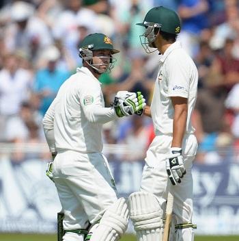 Phillip Hughes and Ashton Agar - Historical innings