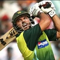 Shahid Afridi - Sizzling knock of 46 off 27 balls