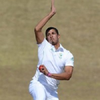 Beuran Hendricks - Tore apart the top order of India A