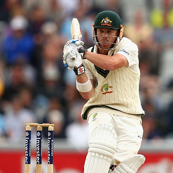 David Warner - Valuable runs while opening the 2nd innings