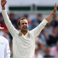 Nathan Lyon - Ripped through the middle order batting of England